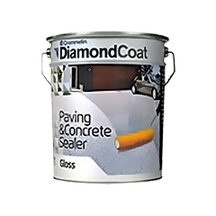 DiamondCoat Paving & Concrete Sealer Satin