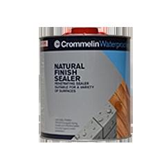Natural Finish Sealer - Ngoài trời