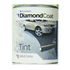 DiamondCoat Tint Mid Grey