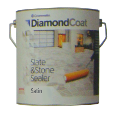 DiamondCoat Slate & Stone Sealer Satin