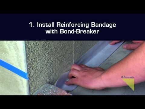 Shower waterproof membrane